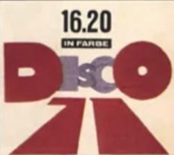 Ausschnitt aus einer TV-Zeitschrift für das ZDF Programm am 13.2.1971