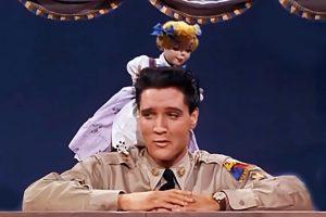 Elvis Presley verlässt die Army, 03.03.1960