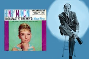 "Henry Mancini mit ""Moon River"" in den Song-Geschichten 324"
