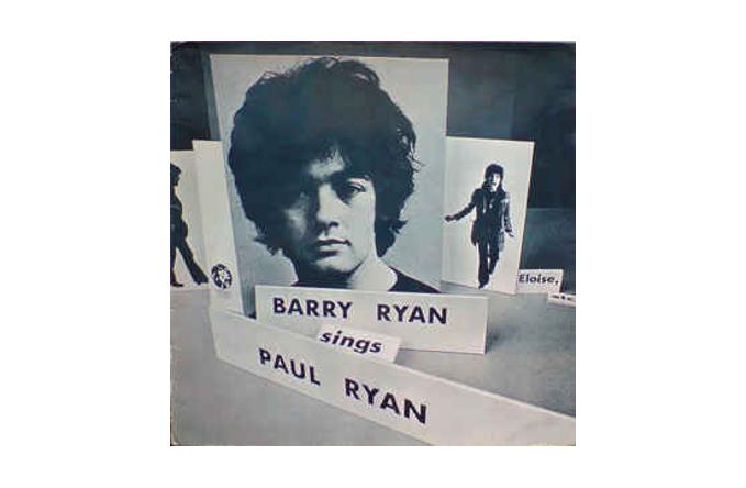 Barry Ryan sings Paul Ryan, LP, 1969