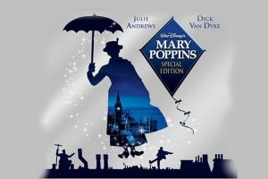 """Mary Poppins""-Soundtrack auf Platz 1 in den USA"