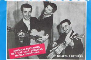 """Die Nilsen Brothers steigen mit """"Aber dich gibt's nur einmal für mich"""" in die Östereichischen Charts ein, 15.05.1967"""