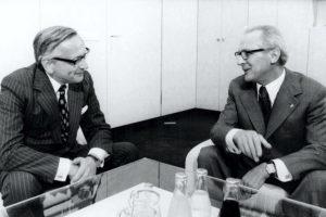 Deutsch-deutsche Annäherung: Ständige Vertretungen werden eröffnet, 02.05.1974