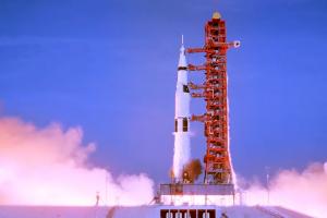 Apollo 11 startet den Flug zum Mond, 17.07.2021