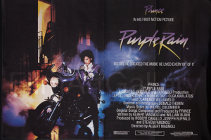 """""""Purple Rain"""" mit Prince feiert Premiere in den USA, 27.07.1984"""