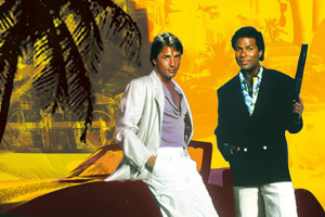 """Miami Vice"" startete mit 2-stündigem Pilot-Film, 16.09.1984"