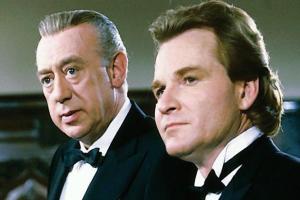 """""""Derrick"""" startet im ZDF, 20.10.1974"""