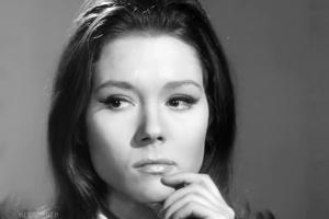 """""""Mit Schirm, Charme und Melone"""" starte im ZDF, 18.10.1966"""